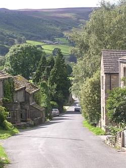 Appletreewick Village
